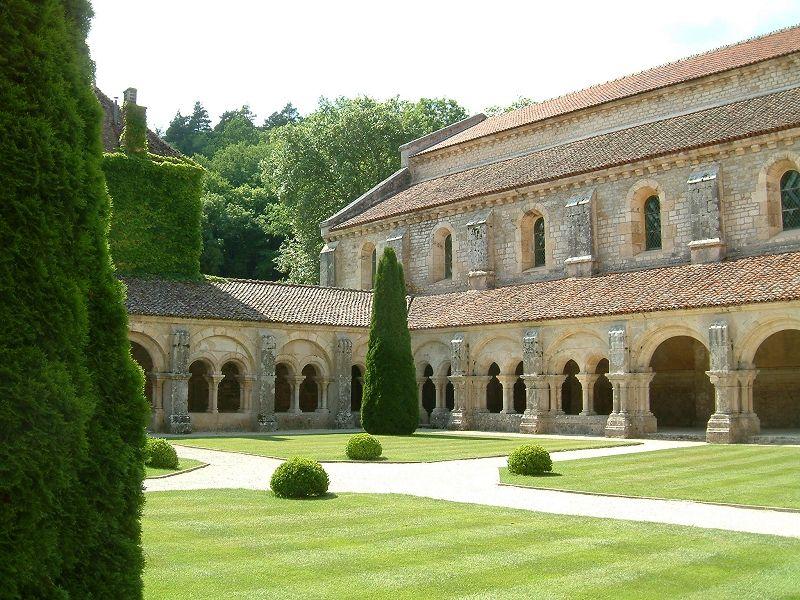 L 39 abbaye de fontenay est une abbaye cistercienne - Abbaye de citeaux horaires des offices ...