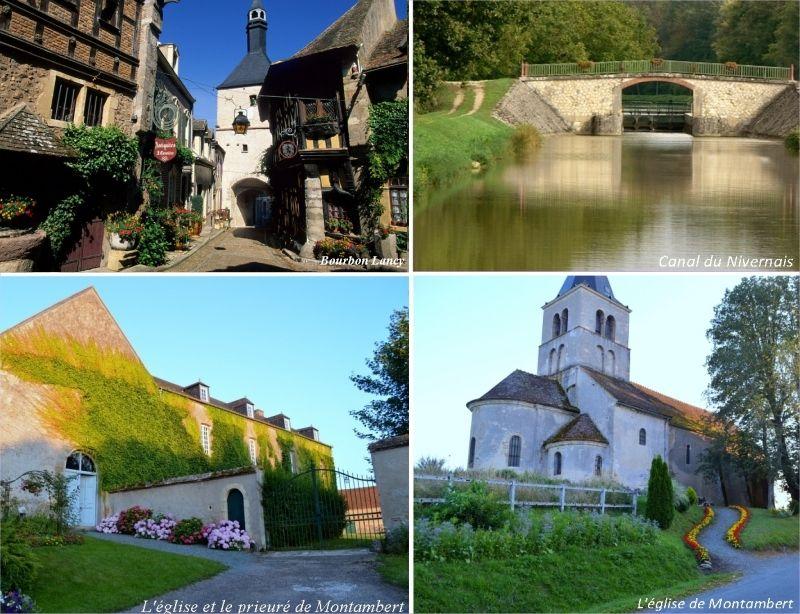 Tourisme Et Loisirs, Sports Et Culture Nièvre - Bourgogne - France